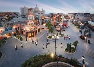 Dubai Parks - Bollywood™ Park Tickets with Private Transfers