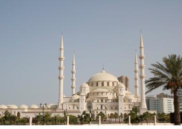 Fujairah Grand mosque 3
