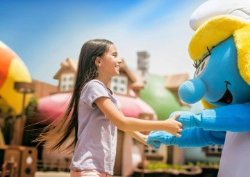 Dubai Parks and Resorts 01-day tickets for 01 parks (MOTIONGATE™/ LEGOLAND®/ LEGOLAND® Water Park) with Private Transfers