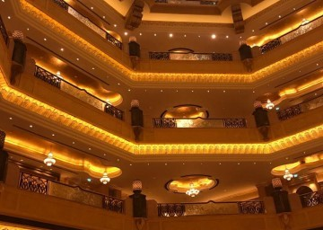 Emirates Palace Inside